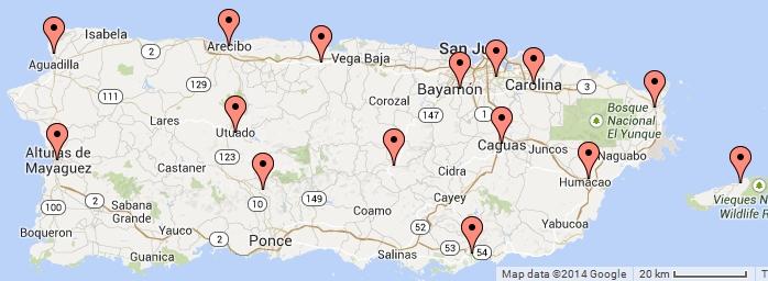 Dmv Map on