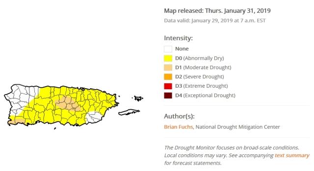 pr drought map