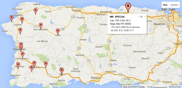 pr stores mr special 16 locations