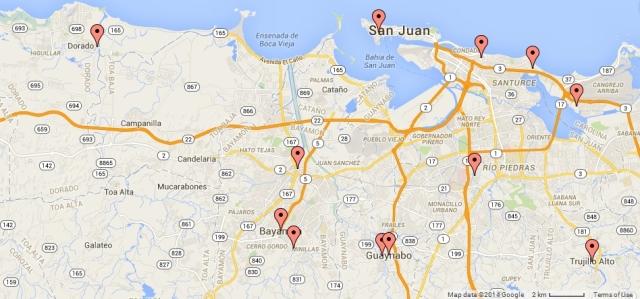 Supermax San Juan Metro zoom