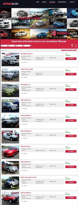 Estebita Auto Nissan dealer of Luquillo, Fajardo