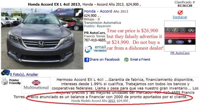 PR Auto Cars, PR AutoCars, Francis Torres, 787-410-4685, 7874104685, Bayamon PR